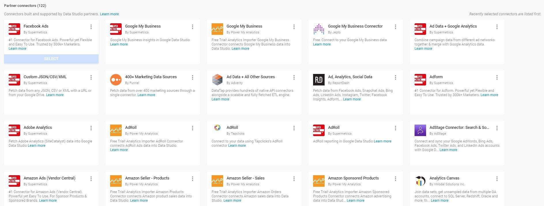 10 reporting tools for digital marketing | Benjamin Slap